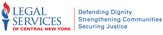 Legal Services of Central New York Logo